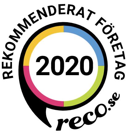 Vald till årets företag 2020